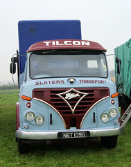 '317'  NET 109  1969  FODEN 336  Tractor  TILCON  SLATERS  TRANSPORT - 1 (Mr Sandtoft.) Tags: wet very rally july steam 19th 2014 a at ackworth