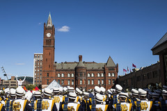 Notre Dame Marching Band (will139) Tags: people football bands collegefootball marchingbands notredamemarchingband purduevnotredame