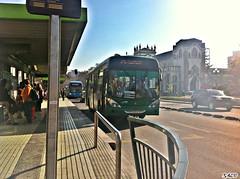 Buses Vule S.A (Sebashk) Tags: oh gran yy marcopolo 1115 viale vule unitran transaraucarias oh1115