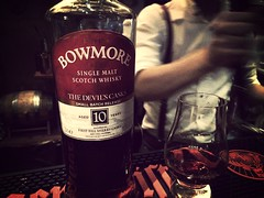 Bowmore the Devil's Cask (Toni.Wang73) Tags: uploaded:by=flickrmobile flickriosapp:filter=mammoth mammothfilter