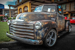 1949 Rat rod Chevy Truck (Joshcrum606) Tags: truck canon rat run chevy rod 1949 2014 1635 chevytruck f4l joshc109
