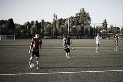 L1005217 (LOUIEJEON) Tags: seattle sports field youth ball children goal shoot play kick soccer woodinville