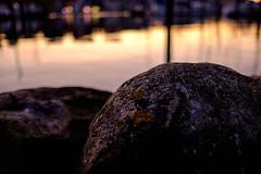 An der Förde (Manuel Eumann) Tags: 35mm lights evening abend fuji september schleswigholstein flensburg manueleumann fujixt1