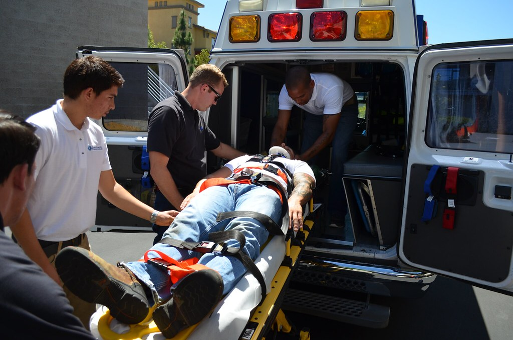 Paramedic Refresher