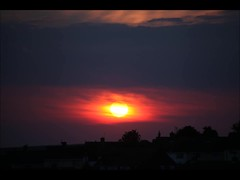 sunset210914 (baskill) Tags: sunset timelapse solstice