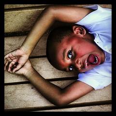 A Portrait of Marcus (chaseqstarz) Tags: family portrait silly kids nephew capturedmoments instagram
