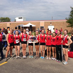 """2014 8th Grade Girls Troy Invite Champs • <a style=""""font-size:0.8em;"""" href=""""http://www.flickr.com/photos/109120354@N07/15312111941/"""" target=""""_blank"""">View on Flickr</a>"""