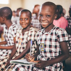 Photo of the Day (Peace Gospel) Tags: children child girls kids cute adorable school uniforms classroom students student education educate teaching learning smiles smiling smile happy happiness joy joyful peace peaceful hope hopeful thankful grateful gratitude empowerment empowered empower