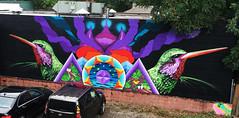 Rainforest Ecology by ApeSeven, Klutch, Rupeezy & Dominatah (wiredforlego) Tags: graffiti mural streetart urbanart portland oregon pdx apeseven klutch rupeezy dominatah