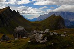 Monte Mondeval und Civetta (Monte Axel) Tags: monte mondeval civetta dolomiten dolomiti venetien sdtirol alpen berge rocks mountains wandern hiking gipfel