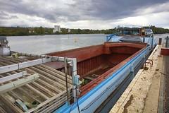 Visite de la zone portuaire de Limay-Porcheville (Conseil dpartemental des Yvelines) Tags: portlimayporcheville zoneportuaireyvelines haropalimay pniche activitportuaire
