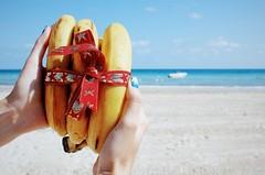 2016-09-28 01.45.56 1 (babkastaraya) Tags: bananas vsco vscocam tunisia djerba holiday travel outdoors hotel sea beach sand nature landscape tasty yummy birthday hand