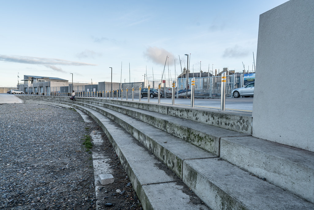 GREYSTONES HARBOUR AREA [COUNTY WICKLOW]-122035