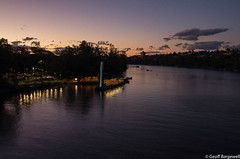 IMGP9449.jpg (GeoffPB) Tags: eleanorschonellbridge universityofqueensland stlucia sunset ferryterminal lights brisbaneriver dcwwalk duttonpark