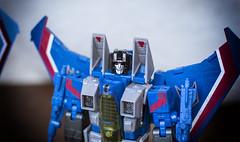 Hasbro (Jon..Hall) Tags: masterpiece transformers seeker seekers thundercracker hasbro igear jet altmode nikon nikond7100 d7100 toy toys toyphotography