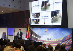 MTN8th (MuscleTechNetwork) Tags: muscletechnetwork mtn8th sportsmedicine leitat aspetar fcbarcelona fcb muscleinjuries barcelona