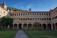 Monasterio de Santo Estevo (diocrio) Tags: monasterio ourense ribasdesil santoestevo spain