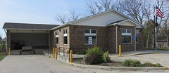 Post Office 64661 (Mercer, Missouri) (courthouselover) Tags: missouri mo postoffices mercercounty mercer