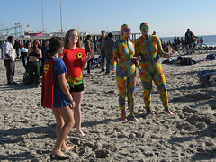 2015 Polar Bear Plunge - New Year's Day - Resorts Beach