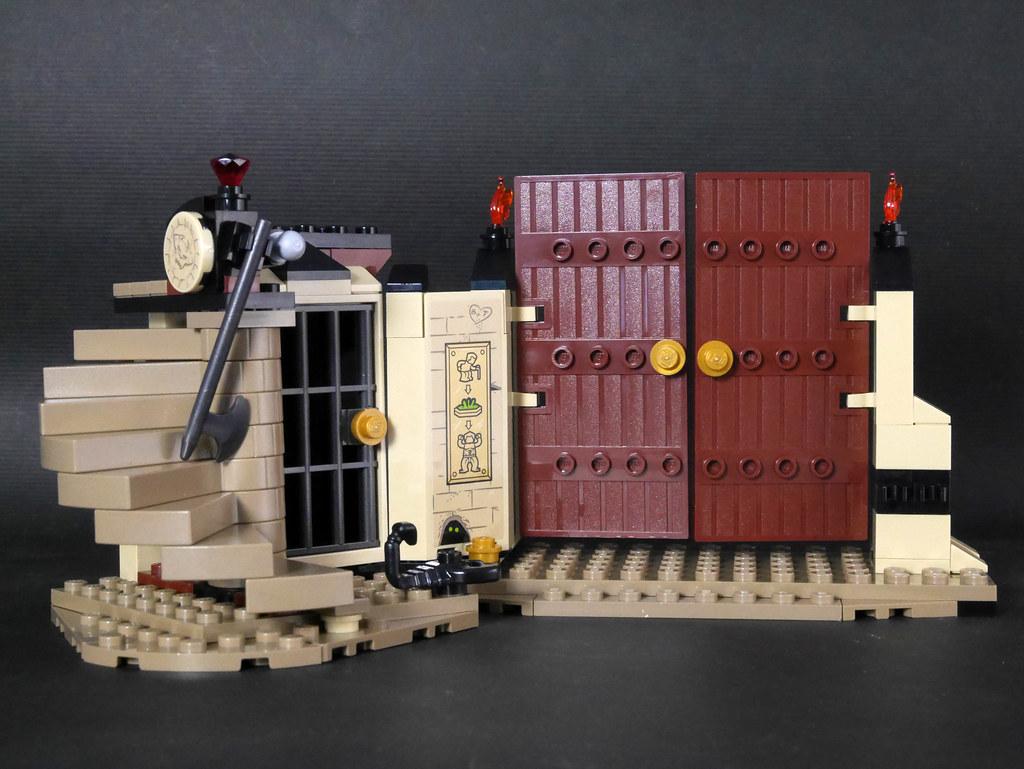 76056 Batmam: Rescue from Ra's al Ghul