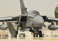 (aeroman3) Tags: 83expeditionaryairgroup operationherrick 904eaw gr4 tornado royalairforce raf equipment aircraft jet fighter offensive operation op campaign herrick afghanistan afganistan kandahar heat haze
