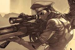 ste-Overwatch-un-yeni-kahramani-Ana (gameinceleme.net) Tags: ite overwatchun yeni kahraman ana