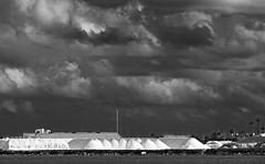 Blanco sobre gris (Fotgrafo-robby25) Tags: byn fujifilmxt1 lopagnmurcia marmenor nubes parqueregional salinasyarenalesdesanpedrodelpinatar sanpedrodelpinatarmurcia