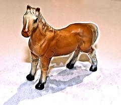 Horse (Dennisbon) Tags: dennisbon canon eos 7d melbourne australia ceramic horse decoration brown pony indoor focusstacking hdr