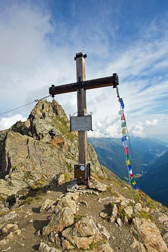 Mairspitze, Stubai Alps, Austria