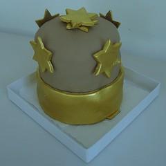 mini bolo estrelas @veravilleladoces (VERA VILLELA DOCES) Tags: minibolos bolosdecorados veravilleladoces