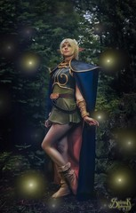 MokonaFreak as Deedlit from Record of Lodoss War, by SpirosK photography (SpirosK photography) Tags: mokonafreak deedlit recordoflodosswar spiroskphotography cosplay costumeplay fotocon fotocon2016 anime manga fantasy portrait elf