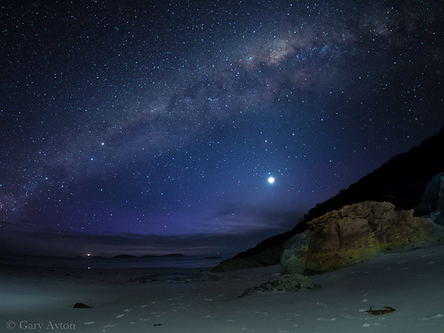 """Milky Way astroscape • <a style=""""font-size:0.8em;"""" href=""""http://www.flickr.com/photos/44919156@N00/30378506471/"""" target=""""_blank"""">View on Flickr</a>"""