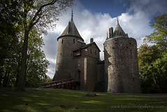 CASTELL COCH, CARDIFF, SOUTH WALES. (IMAGES OF WALES.... (TIMWOOD)) Tags: castle castell coch cardiff southwales south wales tongwynlais cadw gothic taff trail gorge motte bute norman invasion history historical intact welsh