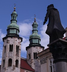 Krakw (dochtuir) Tags: krakw cracow church koci pomnik monument rzeba sculpture