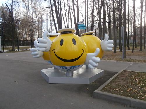 Комсомольский парк ©  viktor_vkin