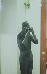 Cat Burglar 5 (CatBurglar Vn) Tags: cat burglar masked glove blaclava robber