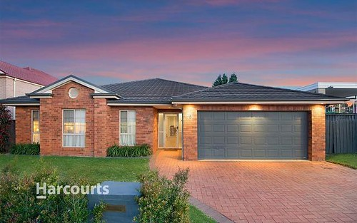 5 Carmelo Court, Kellyville NSW 2155