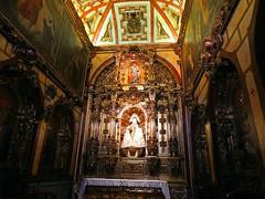 <Altar Convento Santa Teresa> Avila (sebastinaguilar) Tags: 2014 castillaylen espaa culto vidrieras altar