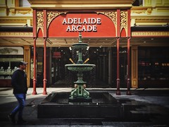 Everyday #Adelaide No. 376 (michelle-robinson.com) Tags: michellerobinson michmutters adelaide southaustralia australia artist photographer streetphotographer streetphotography streetlife life citylife architecture fountain rundlemall procamera snapseed iphoneography iphone6plus shotoniphone shotoniphone6plus smartphonephotography mobilephotography adelaidearcade everydayaustralia everydayeverywhere 4tografie flickrelite
