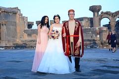 EDO_1758 (RickyOcean) Tags: wedding zvartnots echmiadzin armenia vagharshapat shush shushanik rickyocean
