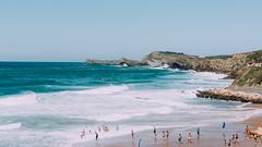 Postal del Verano (Ivan_Fle) Tags: summer verano cantabria liencres sea sonynex6 spain nex6 espaa lightroom love beach