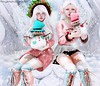 Winter Friends (Annyzinh Oliveira) Tags: uc winter trend sl 2016 randommatter the chapter four truth hair zenith evie little bones gift friend