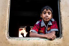 . (Joanna Mrowka) Tags: boy train bangladesh srimangal street