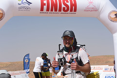 4th NBO Oman Desert Marathon - Stage 4