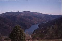 , (the mirror closes the universe) Tags: coa analog 35mm fim river