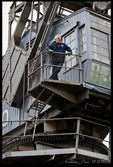 On the Crane (zweiblumen) Tags: crane derelict princeswharf mshed bristol england uk canoneos50d canon70300mm zweiblumen