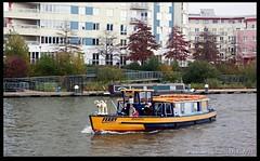 Brigantia (zweiblumen) Tags: brigantia ferry floatingharbour bristol england canoneos50d canonef50mmf14usm polariser zweiblumen