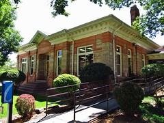 Cañon City, Colorado (Jasperdo) Tags: canoncity colorado roadtrip smalltown history building architecture carnegielibrary andrewcarnegie library