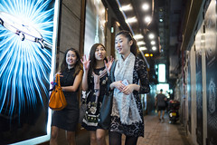 """That was so creepy"" () Tags: street stranger people candid leica mp leicamp m240p leicam240p m240 city publicspace walking offfinder road travelling trip travel 35mm    streetphotography asia girls girl woman  causewaybay hongkong hongkongisland voigtlander voigtlander35mmf12 voigtlandernokton3512 f12 wideopen"