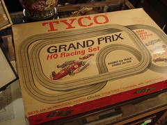 "TYCO GRAND PRIX RACING SET, EXTRA CARS, 1960'S. • <a style=""font-size:0.8em;"" href=""http://www.flickr.com/photos/51721355@N02/31265157631/"" target=""_blank"">View on Flickr</a>"